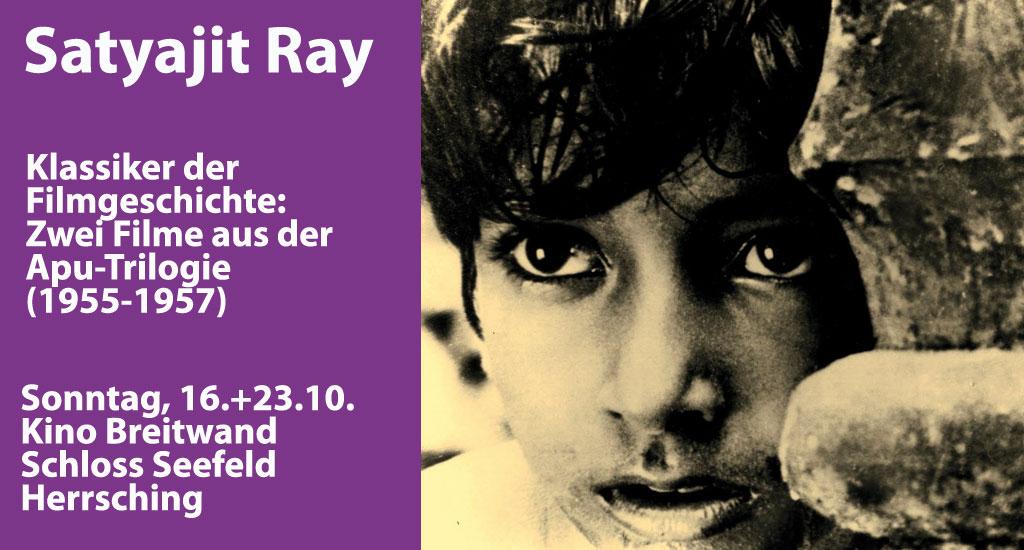 Satyajit Ray Plakat